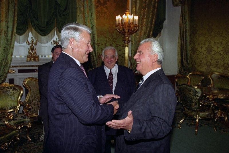 Зустріч Кравчука та Єльцина в Москві, 24 вересня 1993 року