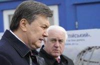 Вільне падіння рівня підтримки Віктора Януковича і Партії регіонів