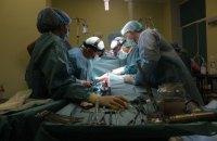 Кабмин утвердил тарифы на пересадку органов