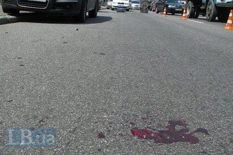 У Чернігівській області поліцейський насмерть збив велосипедиста