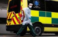 У Великобританії зафіксовано рекордну кількість нових хворих на COVID-19