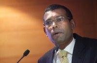 Экс-президент Мальдив призывает сторонников свергнуть правительство