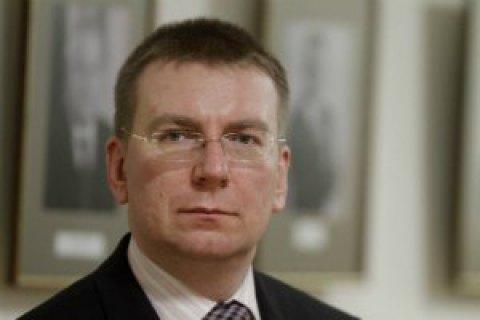 МЗС Латвії заявило про необхідність дати безвіз Україні цього року