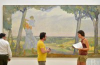 Федор Кричевский: 8 интересных фактов из жизни художника в картинах