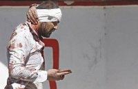 Від вибуху під час виступу президента Афганістану загинули понад 20 громадян