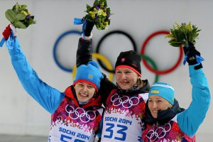 Букмекеры не верят в успех украинских биатлонисток