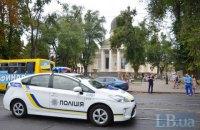 Одесская полиция задержала водителя, убегавшего от них на трех колесах