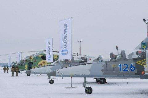 Порошенко передал ВСУ партию авиации