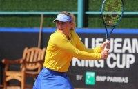 Костюк вийшла у чвертьфінал турніру WTA, обігравши росіянку, яка на пів сотні позицій вище від неї в рейтингу