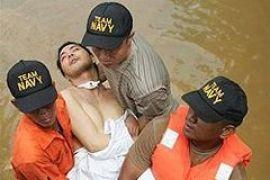 Число жертв урагана на Филиппинах достигло 100 человек