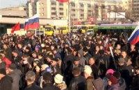 Донецька міліція просить заборонити сепаратистські мітинги в місті