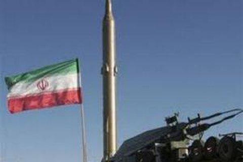 """На параде в Тегеране провезли ракету с надписью """"Смерть Израилю"""""""