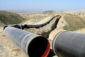 Україна має намір будувати газову трубу в обхід Росії