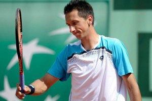Стаховський четвертий рік поспіль програє у першому колі US Open