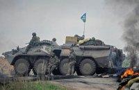 У зоні ООС у четвер загинули два українських десантники