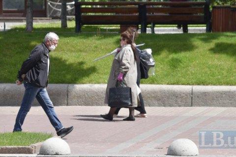 В четверг в Киеве до +16 градусов, без существенных осадков