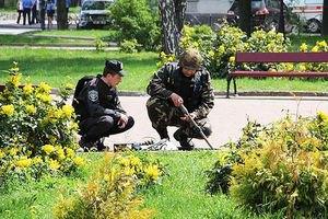 Пустую коробку у киевского метро приняли за бомбу