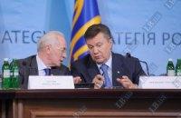 Янукович: Азаров работает со скрипом