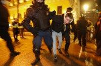 У день суду над Навальним у Росії затримали майже 1,5 тис. людей