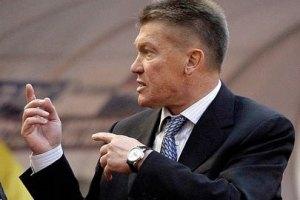 Блохин: «Я сейчас нахожусь в Федерации футбола»