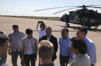 Министр иностранных дел Норвегии приехала на Донбасс