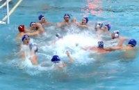 Матч команд з водного поло було перервано через масову бійку