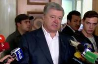 """""""Сначала скажите, куда вы пойдете"""", - Порошенко о заявлении Пристайко о выходе из Минских соглашений"""