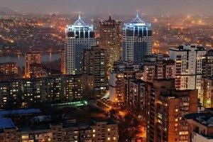 Донецк может остаться без уличного освещения