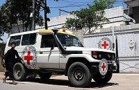 Штаб АТО обвинил боевиков в обстреле миссии Красного Креста