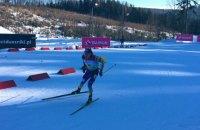 Україна посіла четверте місце в медальному заліку чемпіонату Європи з біатлону