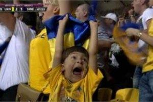 Шестилетний фанат из Киева стал интернет-звездой
