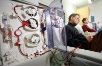 Четверо пациентов заразились гепатитом во время гемодиализа в Запорожской области