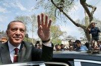 Ердоган стане першим за 65 років президентом Туреччини, який відвідає Грецію