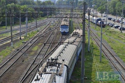 """Поліція двічі не виявила складу злочину в блокуванні колій на станції """"Баришівка"""""""