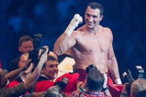 Володимир Кличко 10 років не знає поразок на ринзі