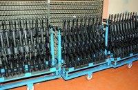 Туреччина передала Україні дві тисячі пістолетів-кулеметів MP-5