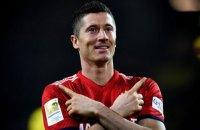 Левандовскі став найкращим гравцем світу за версією ФІФА