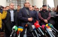 Забаррикадировавшиеся в Харьковской ОГА предупреждают, что Кернес готовит силовой разгон