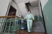 За добу в Україні підтвердили 311 нових випадків COVID-19 і 12 смертей
