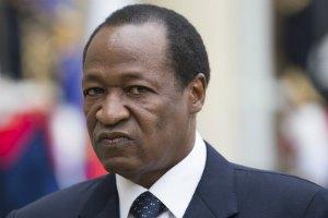 У Буркіна-Фасо видано міжнародний ордер на арешт екс-президента
