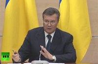 Мене лякали російським спецназом, - Янукович