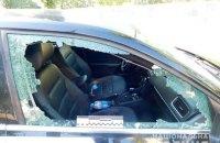 В Киеве трое иностранцев избили таксиста