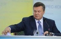 Янукович не подпишет закон о митингах, - АП