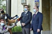 Украина и Румыния говорят об открытии новых пунктов пропуска на границе