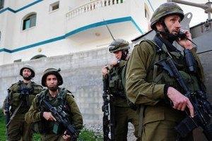 Израильские войска застрелили атаковавшего их палестинца