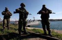 Українські військові повернули під контроль командний пункт в Севастополі