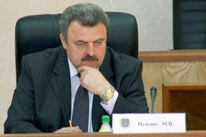 Председатель Одесского облсовета сложил полномочия