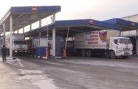 На Донбас заїхав російський конвой з вантажем для посівної