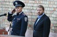 Горбаль прийняв присягу в київських солдатів