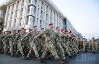 КМДА попередила про масштабне перекриття руху через репетиції параду до Дня Незалежності